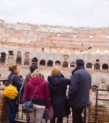 Colosseum and Underground Rome Private Tour