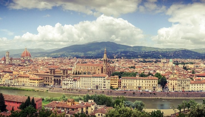Uffizi and Florence Tour for Kids