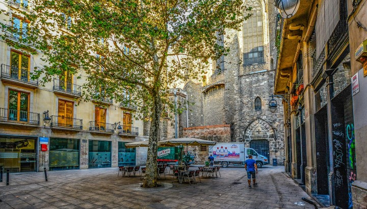 Gothic Quarter, El Born and Sagrada Familia Private Tour
