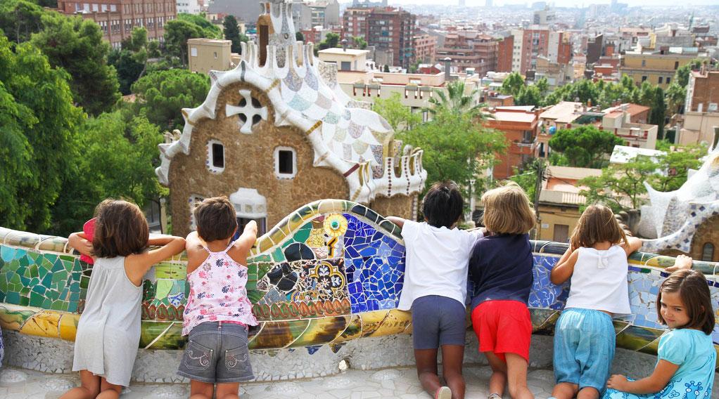 Park Guell Gaudì