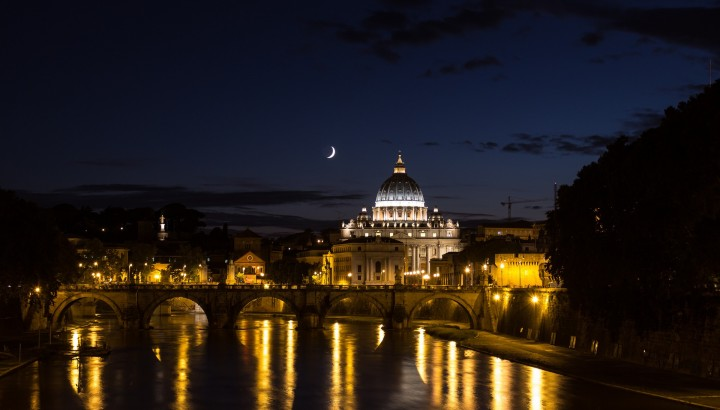 Vatican by Night Tour for kids