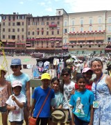 Siena and San Gimignano Family Day Trip