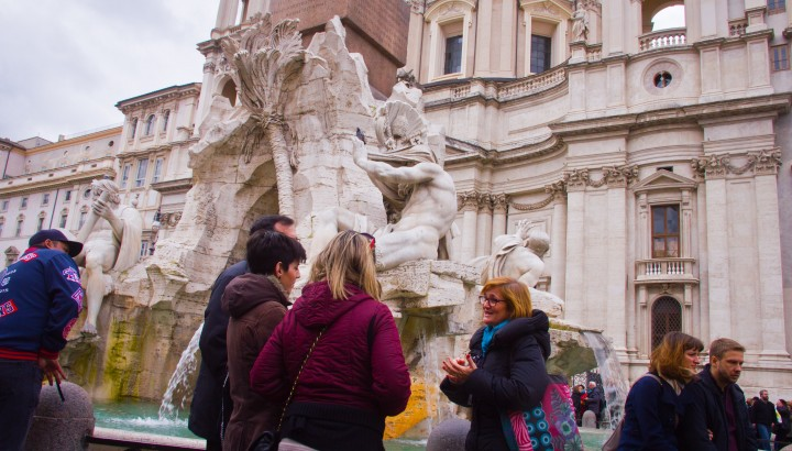 Archaeology and Baroque Rome in a Day Tour