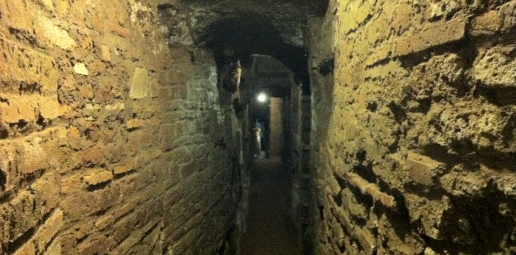 Visit the Catacombs in Rome