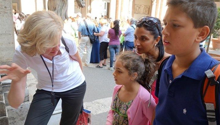 Rome for Kids Tour