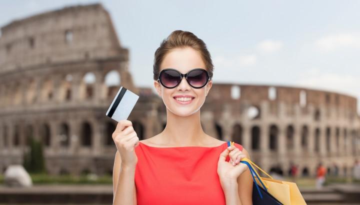 Personal Shopper Tour in Rome