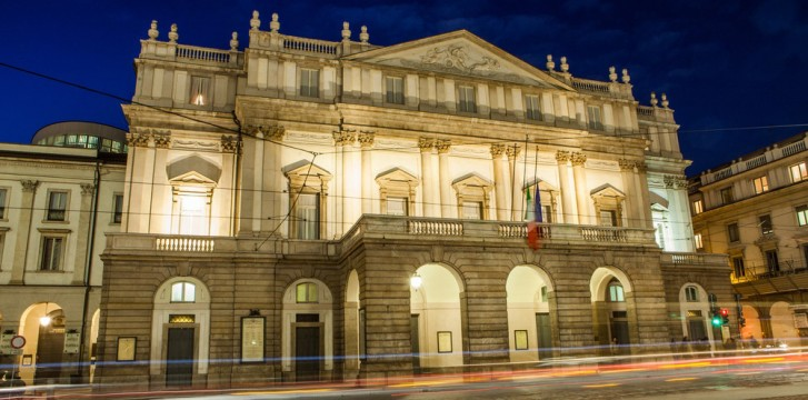A Musical Journey through Italy: The Opera
