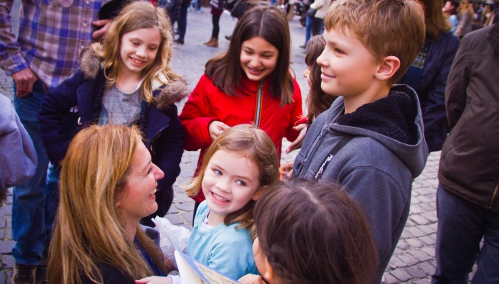 Ancient and Baroque Rome Tour for kids