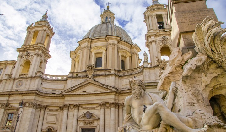 Bernini and Borromini: a Baroque Saga between Geniuses