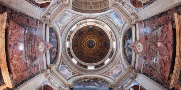 Angels and Demons places in Rome: an original itinerary
