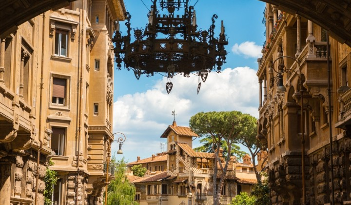 Coppedè Borough and Casina delle Civette: a little bit of magic in the heart of Rome!