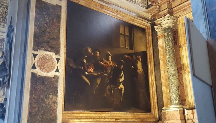 Caravaggio and Bernini Private Tour of Rome