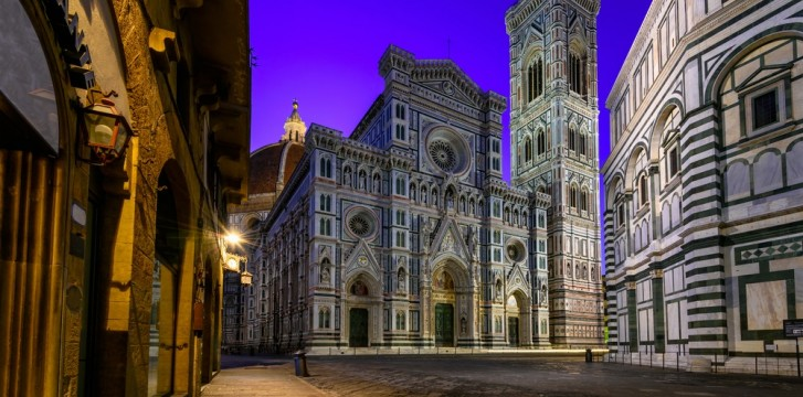 A focus on historic relevance of Florence