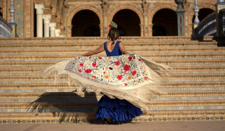 Song, Music, Dance, Tradition.. In one word: Flamenco!