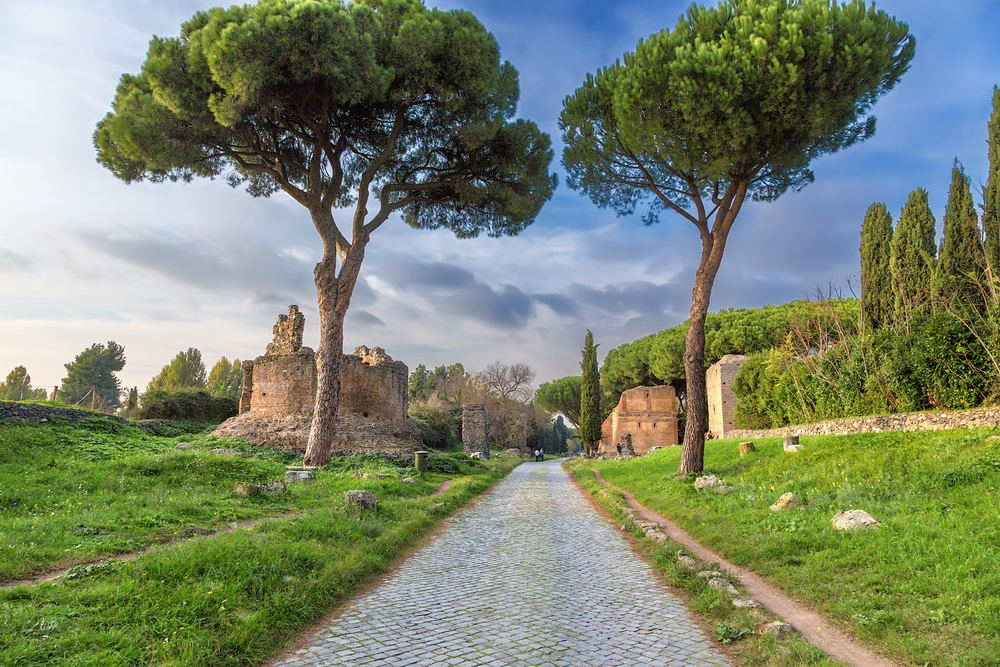 The Appian Way
