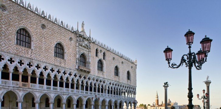 Shakespeare's Places in Venice