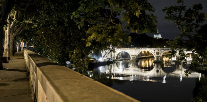 The 6 best places to visit in Rome by night