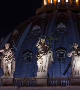 Vatican at Night Tour with Aperitif