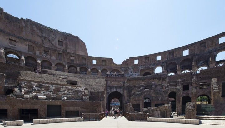 Semi Private Tour Of The Colosseum With Underground And Roman Forum