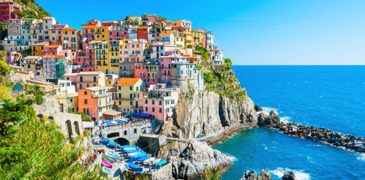 Cinque Terre: 5 magical places in Northern Italy