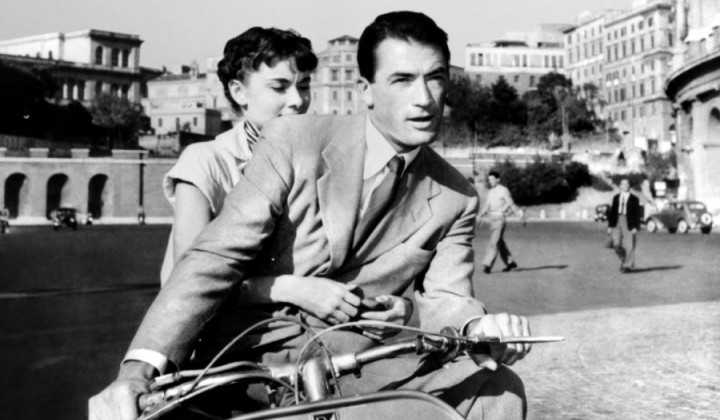 Roman Holiday, a movie that made the History of Cinema