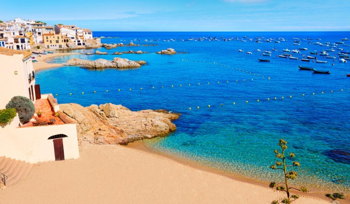 Vacationing along the Costa Brava