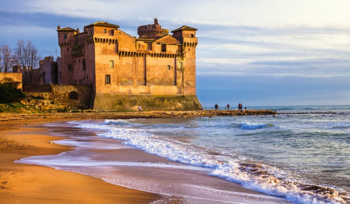 Santa Severa: The Fairytale Castle on Rome's Doorstep