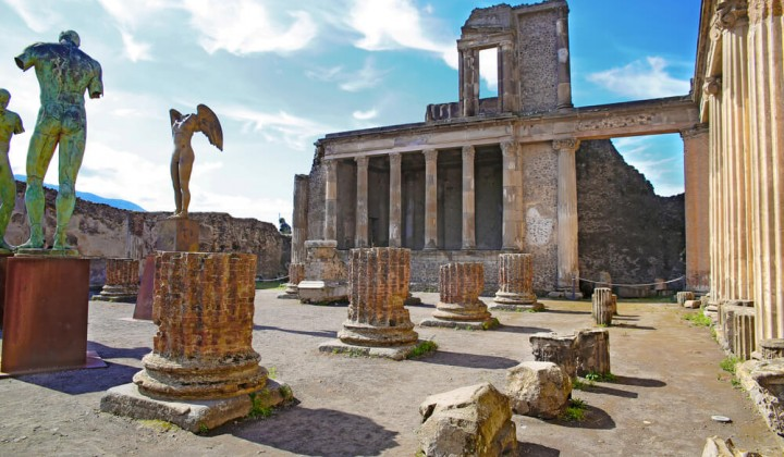 5 Curiosities you probably did not know about Pompeii
