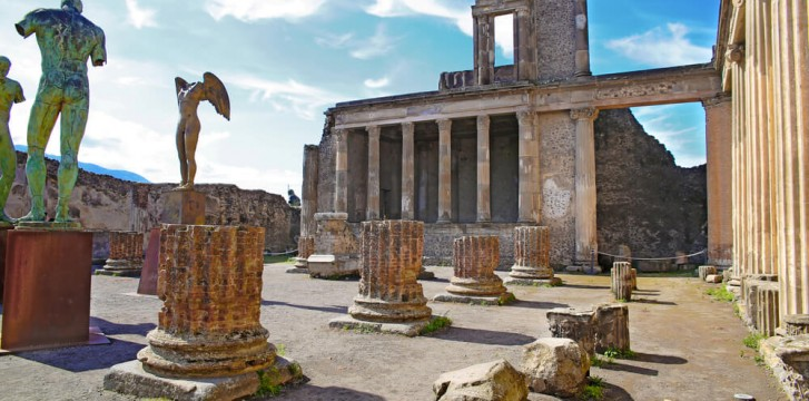 6 secrets you should know about Pompeii, the lost city