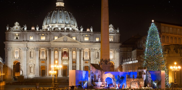 5 things to do at Christmas in Rome 2018