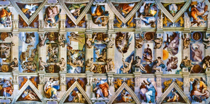 15 secrets you didn't know about the Sistine Chapel