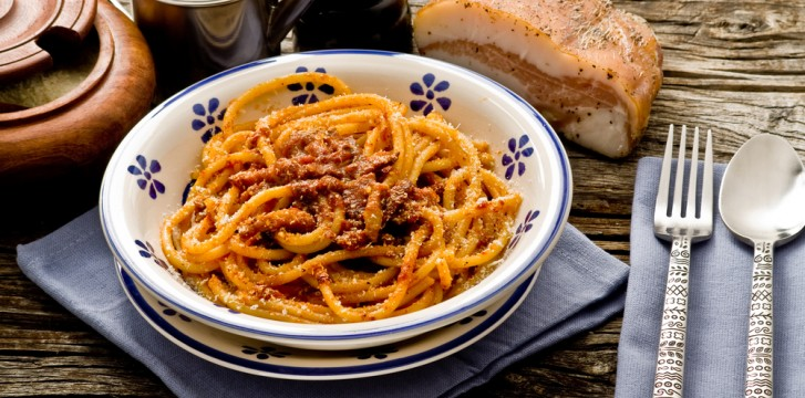 Top 5 best food to eat in Rome