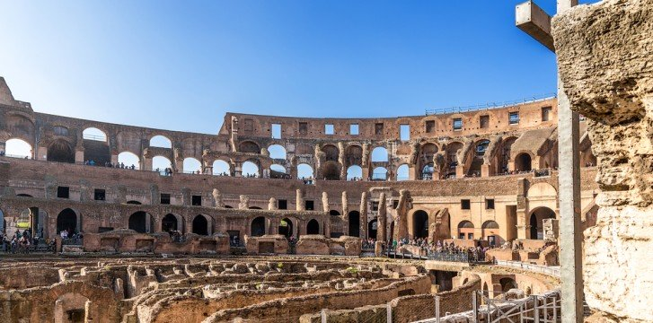 11 Flavian Amphitheater facts that you should know