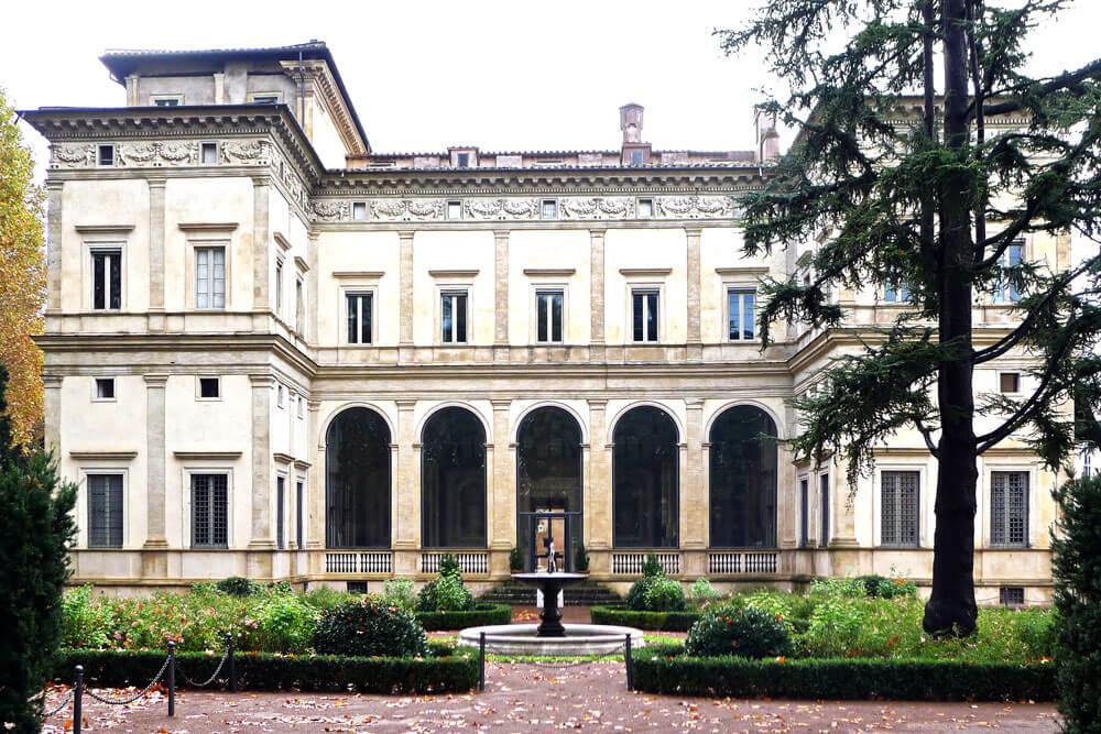 Villa Farnesina Rome Trastevere