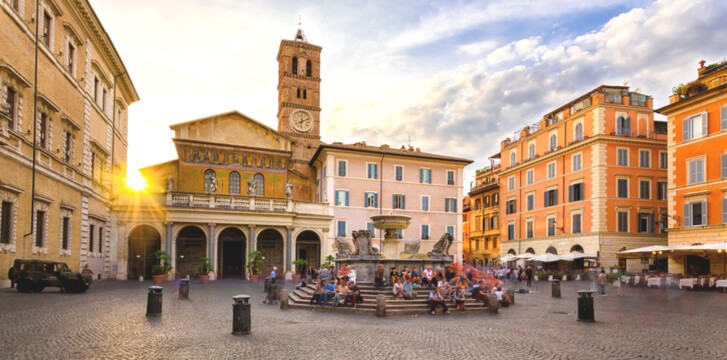 5 things to do and know about Trastevere