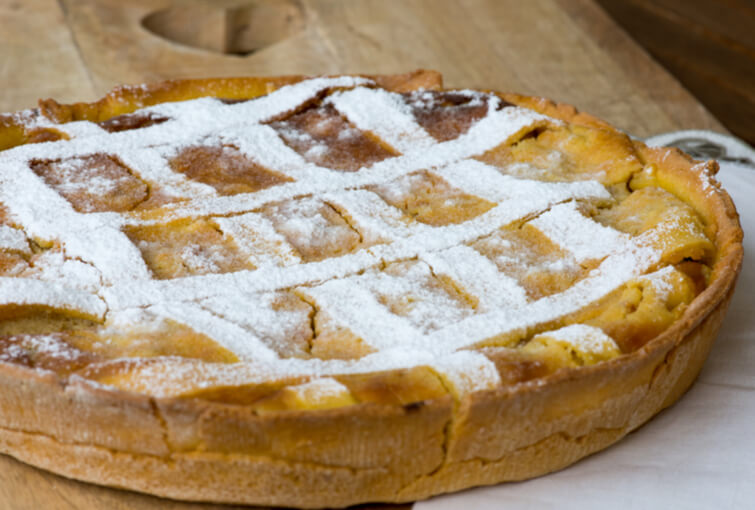 Easter Specialties Italy