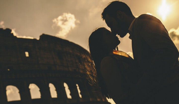 Best romantic places to see in Rome
