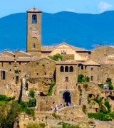 Orvieto and Civita di Bagnoregio Day Trip from Rome