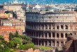 Rome Airport Private Transfer with Driving Tour