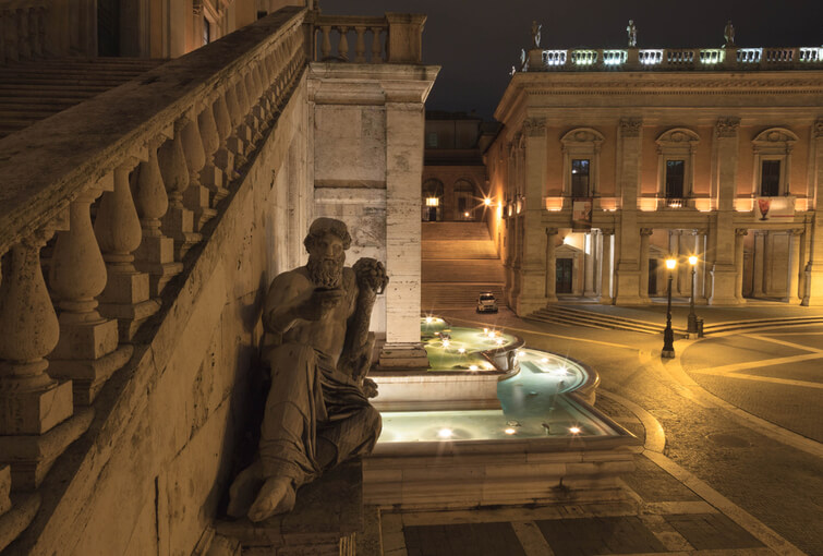 capitoline-by-night-rome