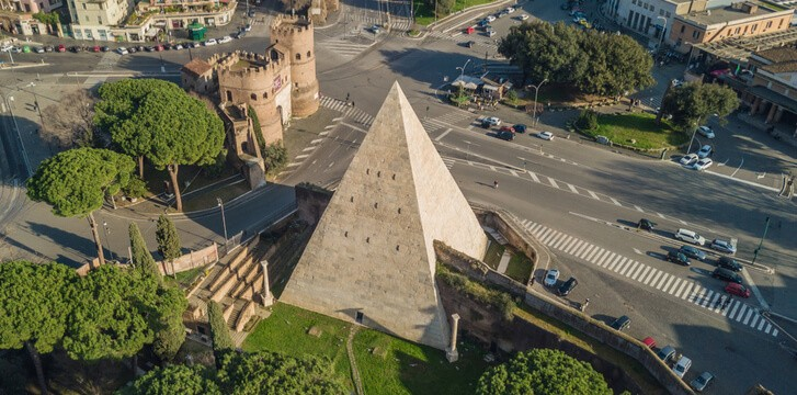 Discovering ancient Egypt in the heart of Rome