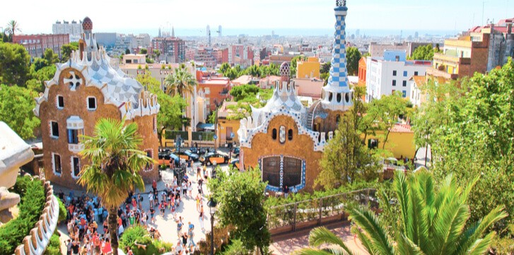 Following in Gaudí's footsteps