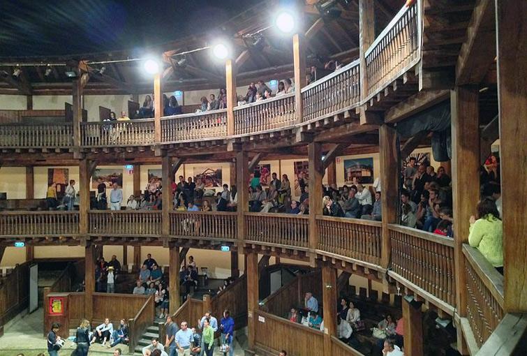 rome globe theatre