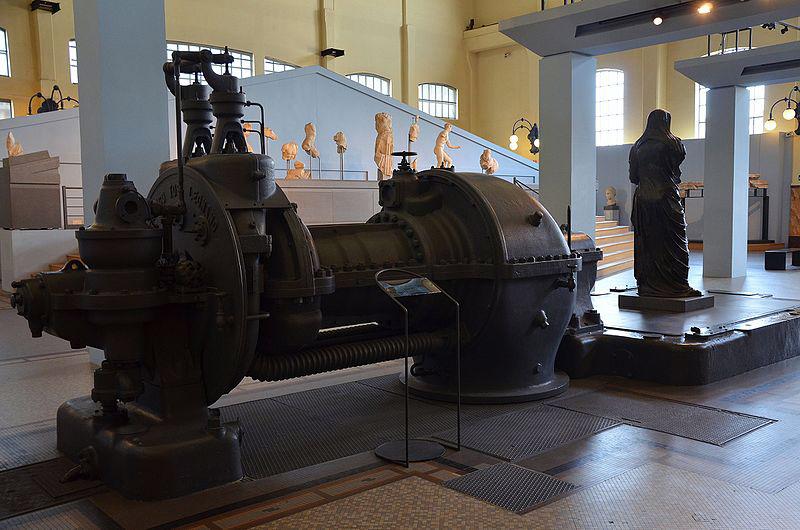 Engine Rome - Centrale Montemartini