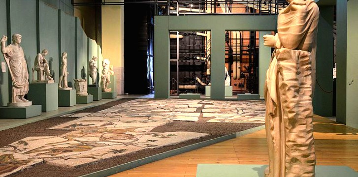 A visit to Centrale Montemartini in Rome