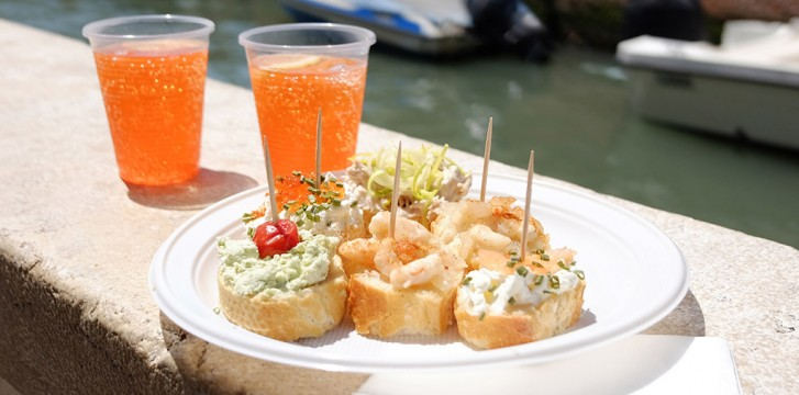 Cicchetti in Venice: what are and where to eat them