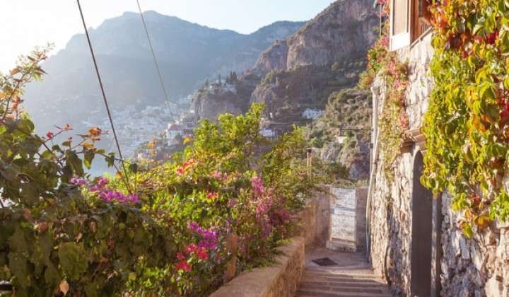 The Path of the Gods in Amalfi Coast