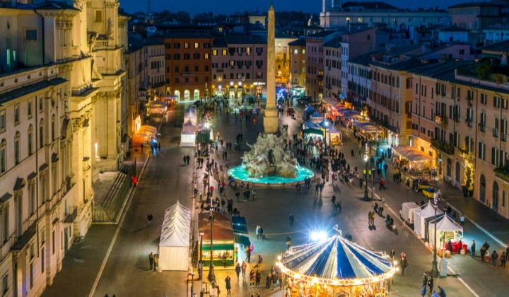 7 Christmas Markets in Rome 2018