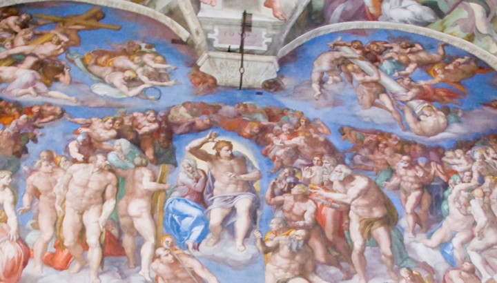 Early Access Sistine Chapel Express Tour with St. Peter's Basilica