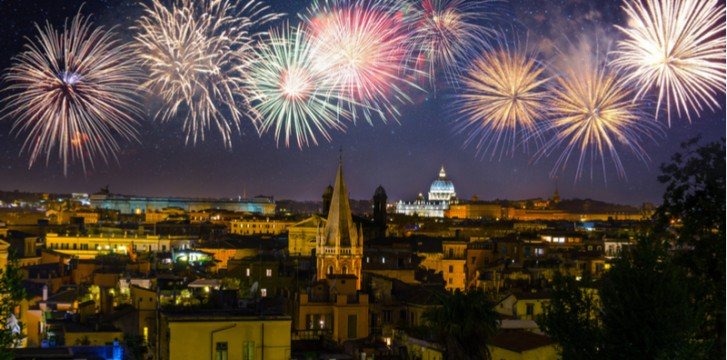 What to do on New Year's Eve 2019 in Rome
